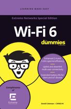 E-book wifi 6 for dummies