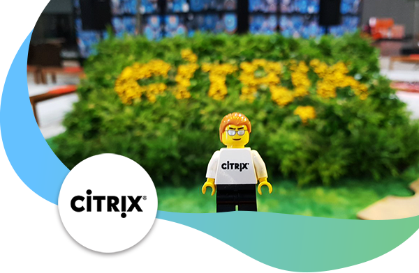 Visuel lego Citrix