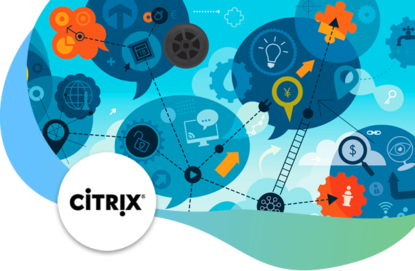 Visuel Citrix bulle