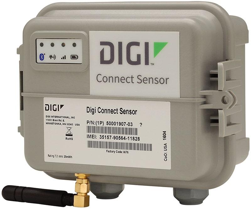 Digi ConnectSensor : Gateway cellulaire alimentée par batterie - Image