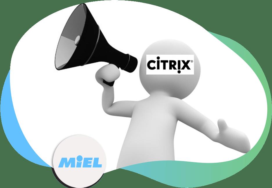 Visuel annonces Citrix