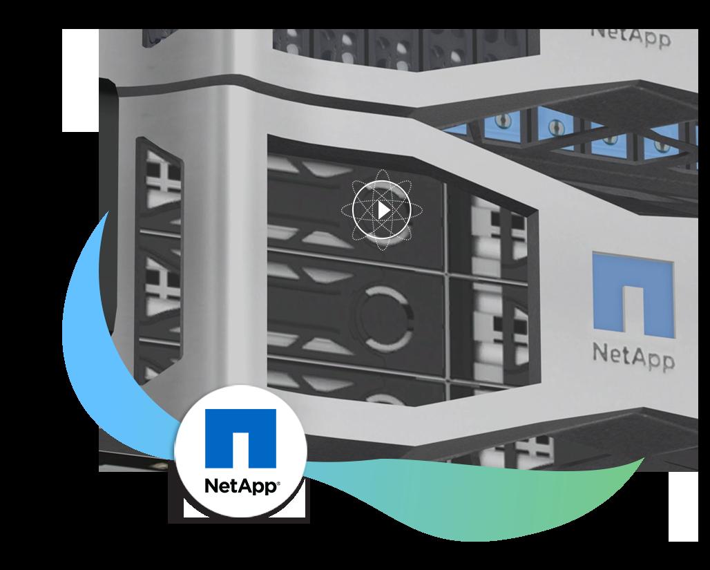 Visuel HCI NetApp