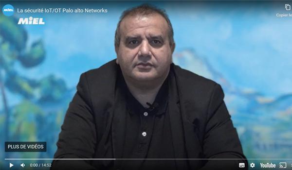 La sécurité IoT de Palo Alto Networks en vidéo